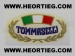 TOMASELLI TANK TRANSFER DECAL DTOM1